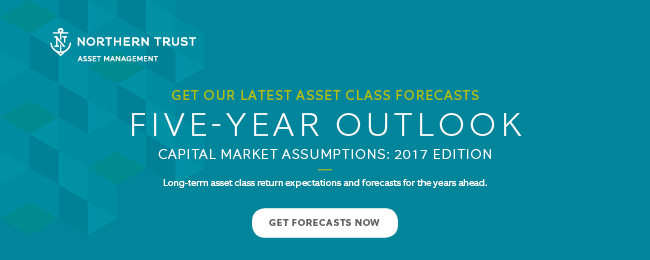 CMA 5-Year Outlook