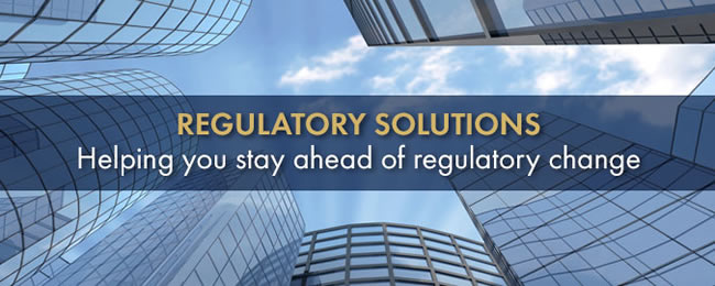 Regulatory Solutions